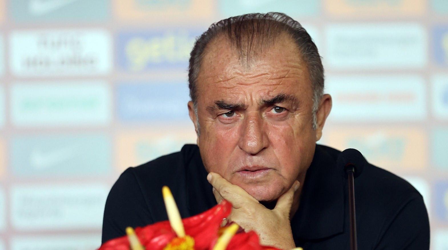 Fatih Terim: Hedefim ilk yarıdaki Galatasaray!