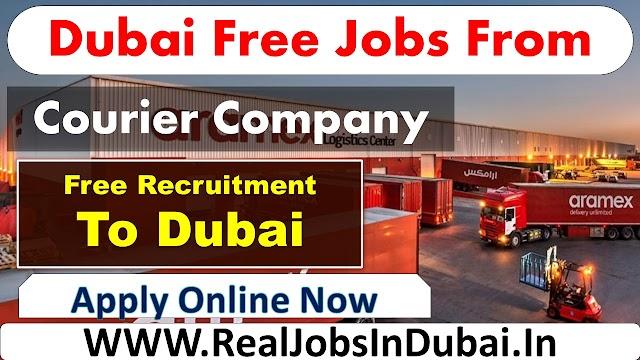 Aramex Company Hiring Staff In Dubai 2021