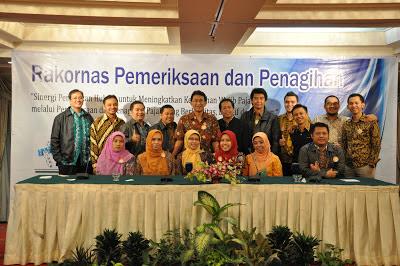 Rapat Koordinasi Nasional Pemeriksaan Tahun 2012
