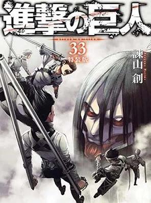 Shingeki no Kyojin capítulo final del manga