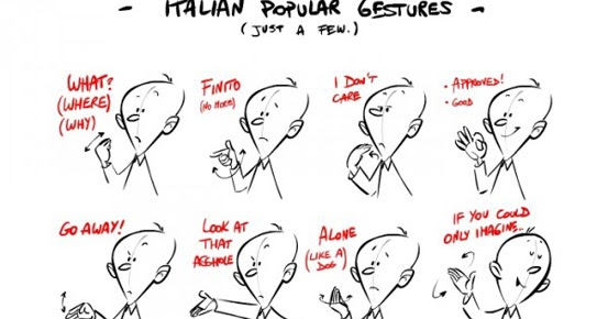 Kennenlernen italiano
