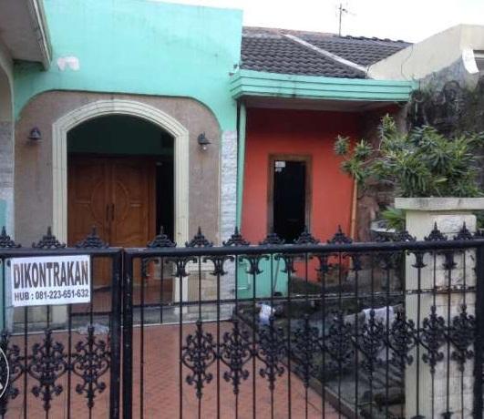 Rumah Kontrakan Di Komplek GBI Ciwastra Bandung