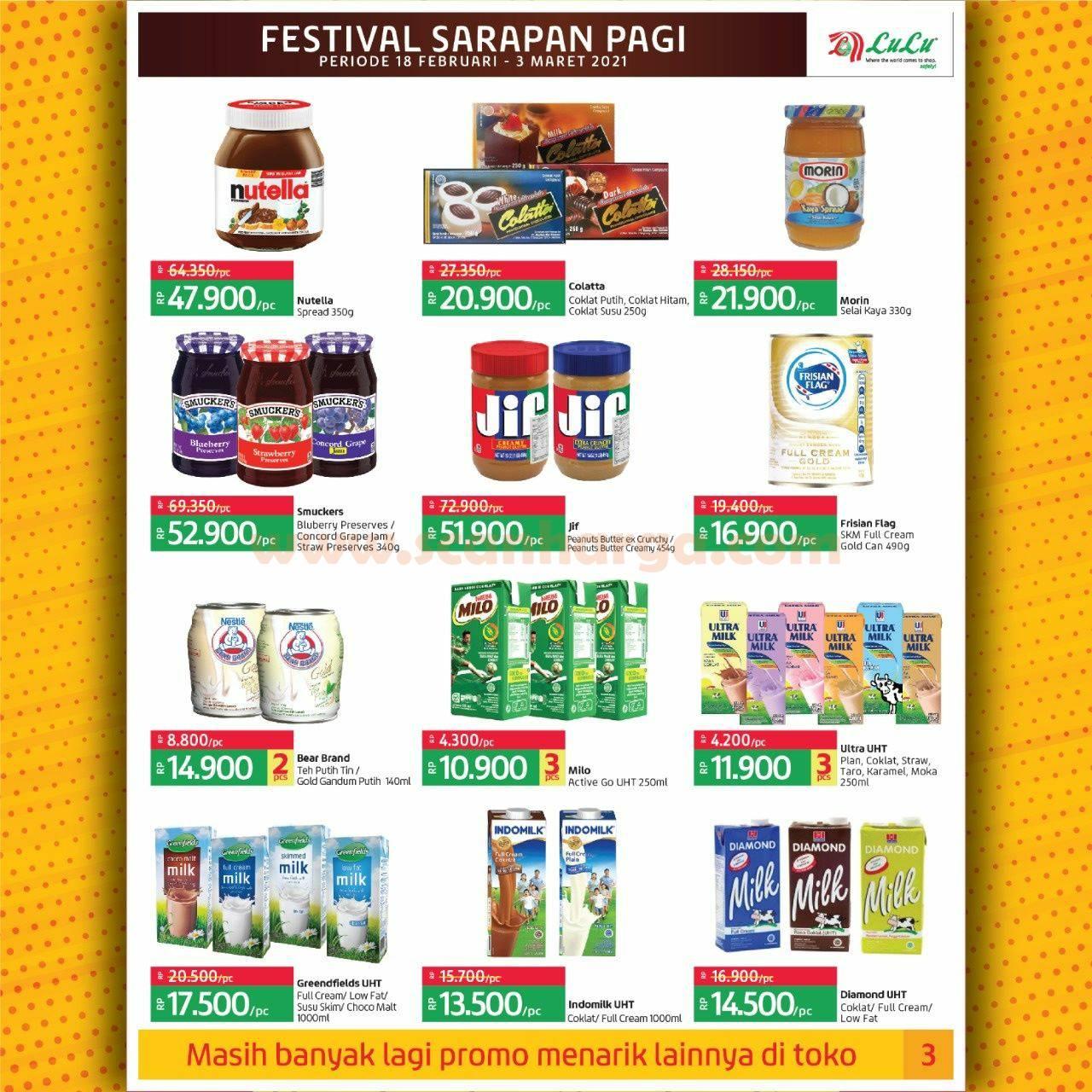 Katalog Promo LULU Supermarket 18 Februari - 3 Maret 2021 3