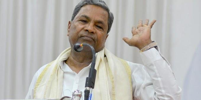20 பாஜக, எம்.எல்.ஏ.க்கள் காங்கிரஸ் கட்சியுடன் தொடர்பு: சித்ராமையா