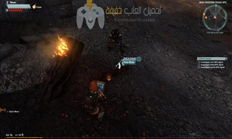 تحميل لعبة Defiance 2050 برابط واحد مباشر