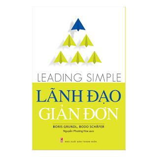 Lãnh Đạo Giản Đơn - Leading Simple ebook PDF-EPUB-AWZ3-PRC-MOBI