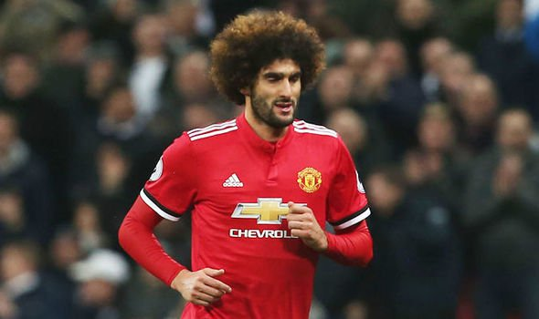 Manchester United ready to sell Fellaini for £10 Million