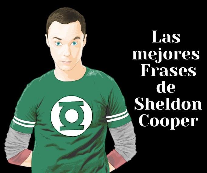 Las Mejores Frases de Sheldon Cooper