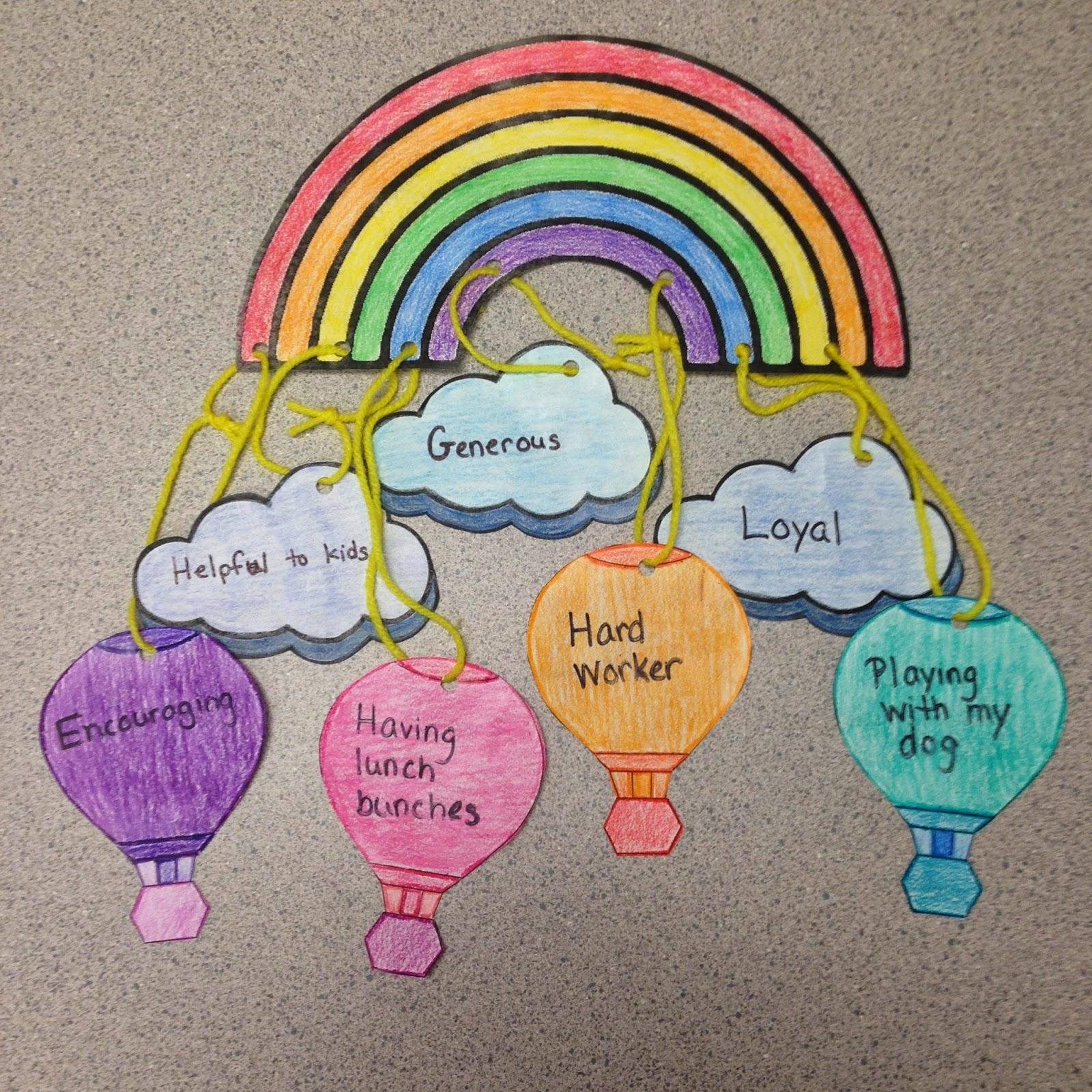Creative Elementary School Counselor Self Esteem