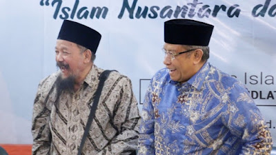 Innalillahi, Ketua Lesbumi PBNU KH Agus Sunyoto Wafat