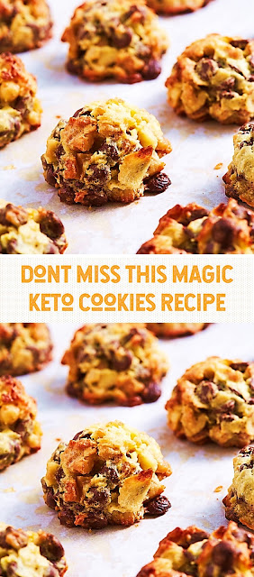 Dont Miss This Magic Keto Cookies Recipe