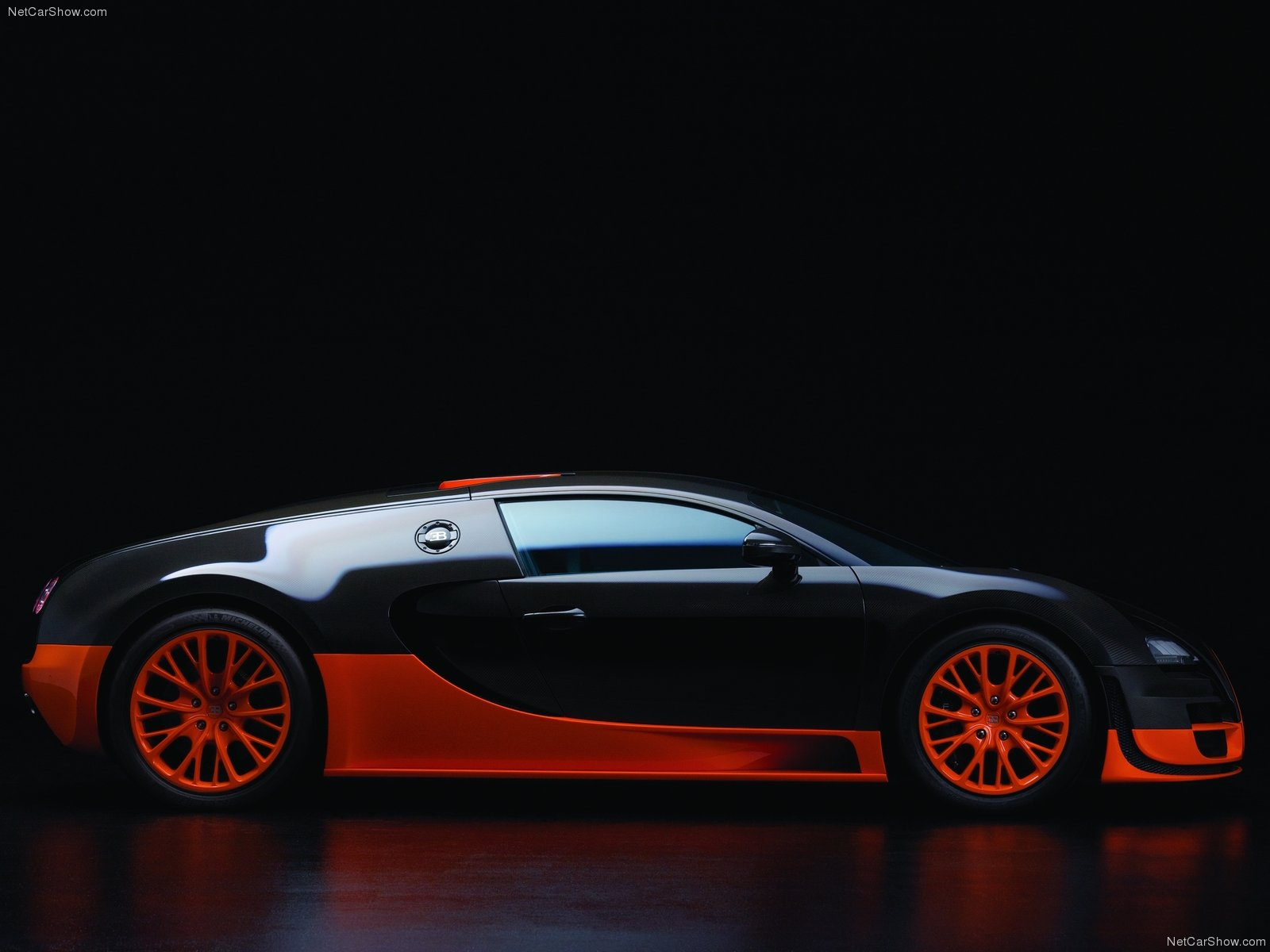 Auto Carros: Bugatti Veyron Super Sport Wallpapers