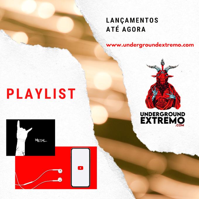 Playlist Extrema - Lançamentos do Primeiro Semestre - Parte 06