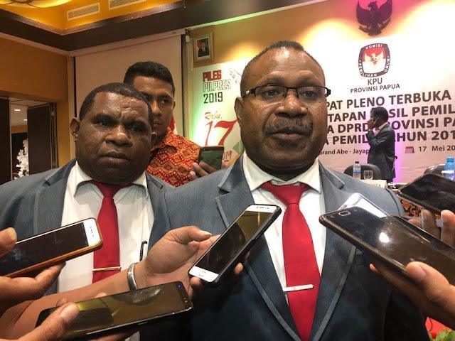KPU Papua Hadapi 120 Gugatan PHPU Pileg 2019