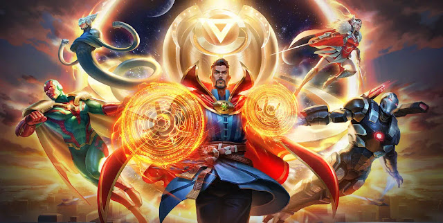 This new update will not only reveal the much awaited hero, the famous magician in the Marvel world, Doctor Strange, is confirmed as an additional hero in the upcoming update, but MSW also introduces epic skins for Black Panther, Captain America and Magneto.