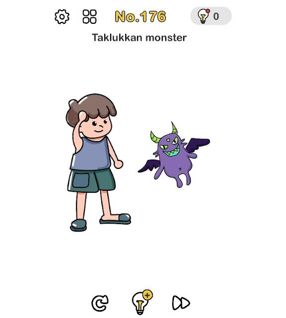Taklukkan monster