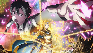 Sword Art Online: Alicization Batch Sub Indo