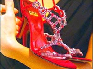 10 sepatu paling mahal di dunia