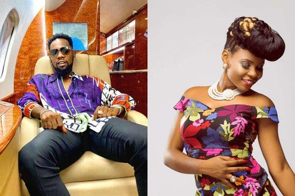Singers, Patoranking And Yemi Alade Spark Dating Rumours As They Flirt With Each Other