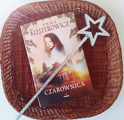 """""""Czarownica"""" Anna Klejzerowicz"""