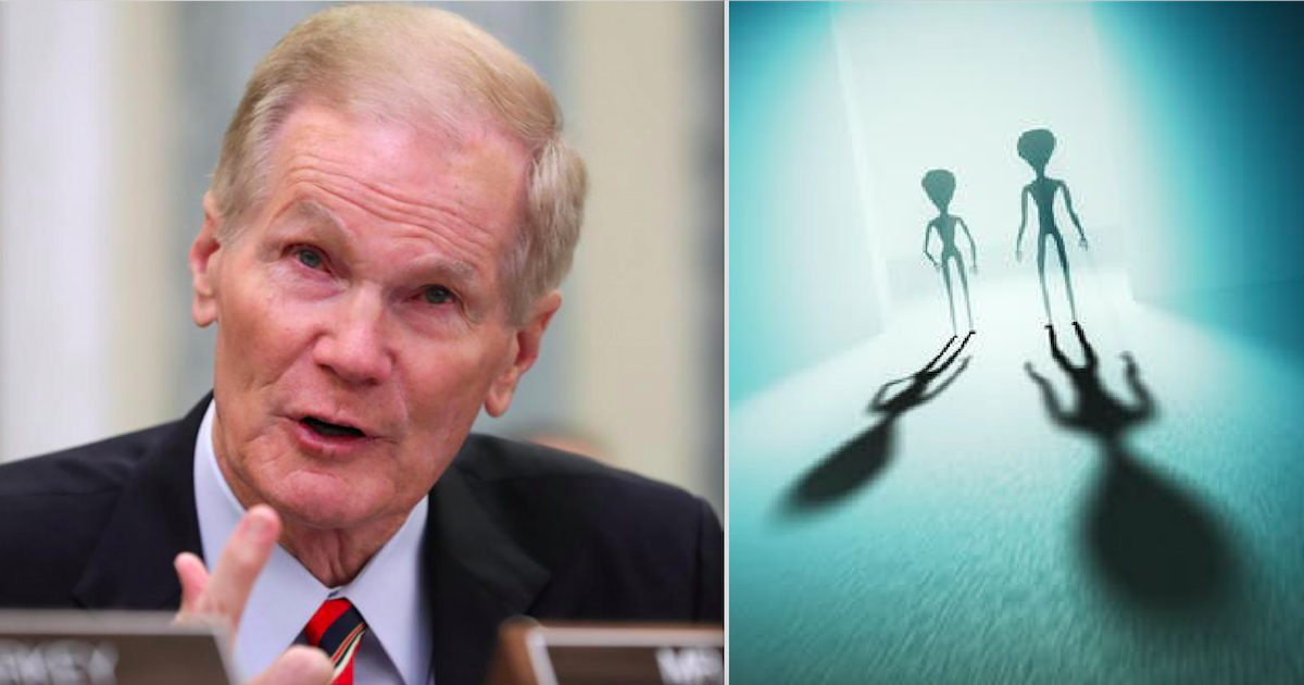 Newly Appointed Head Of NASA Says He Believes In Aliens