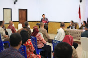 Tatap Muka dengan ASN Pemkot Kotamobagu, Fatoni Ingatkan Netralitas Pilkada, Penanganan C-19 dan Antisipasi Bencana