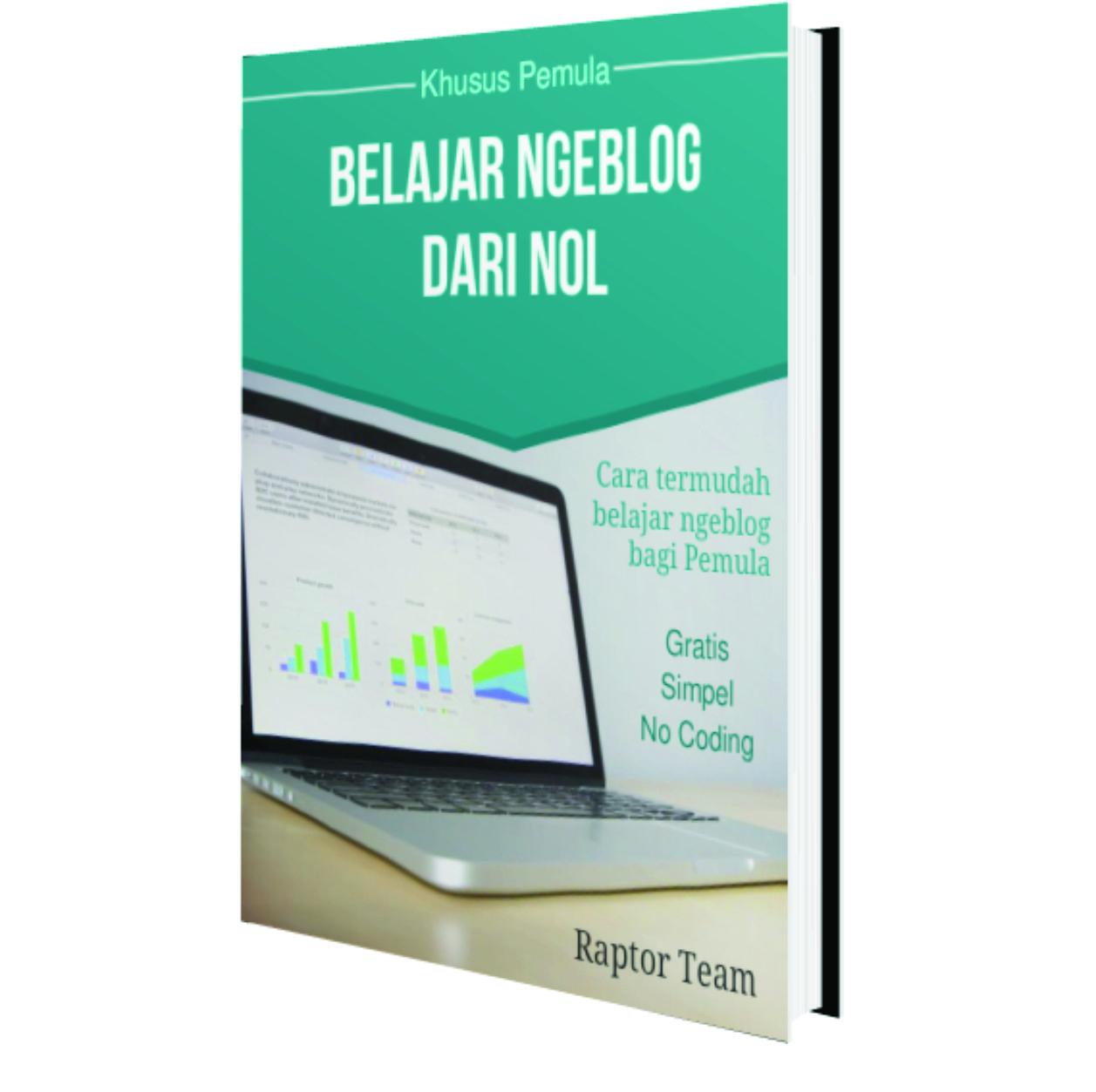 Panduan Belajar Ngeblog dari Nol
