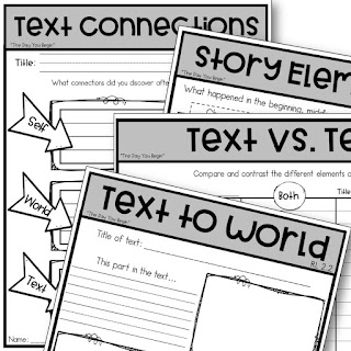 Text Connections Guided Reading with a Purpose