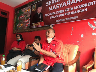 Ketua DPRD : Reses Itu Solusi dan Bukti, Bukan Janji