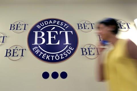 BÉT - Csökkent a budapesti tőzsde forgalma szeptemberben