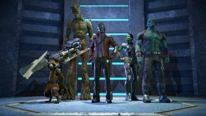 Guardians of the Galaxy TTG Mod APK + Official APK