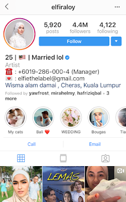 elfira roy instagram