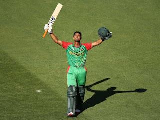 Mahmudullah 103 - Bangladesh vs England Highlights - 33rd Match | ICC Cricket World Cup 2015