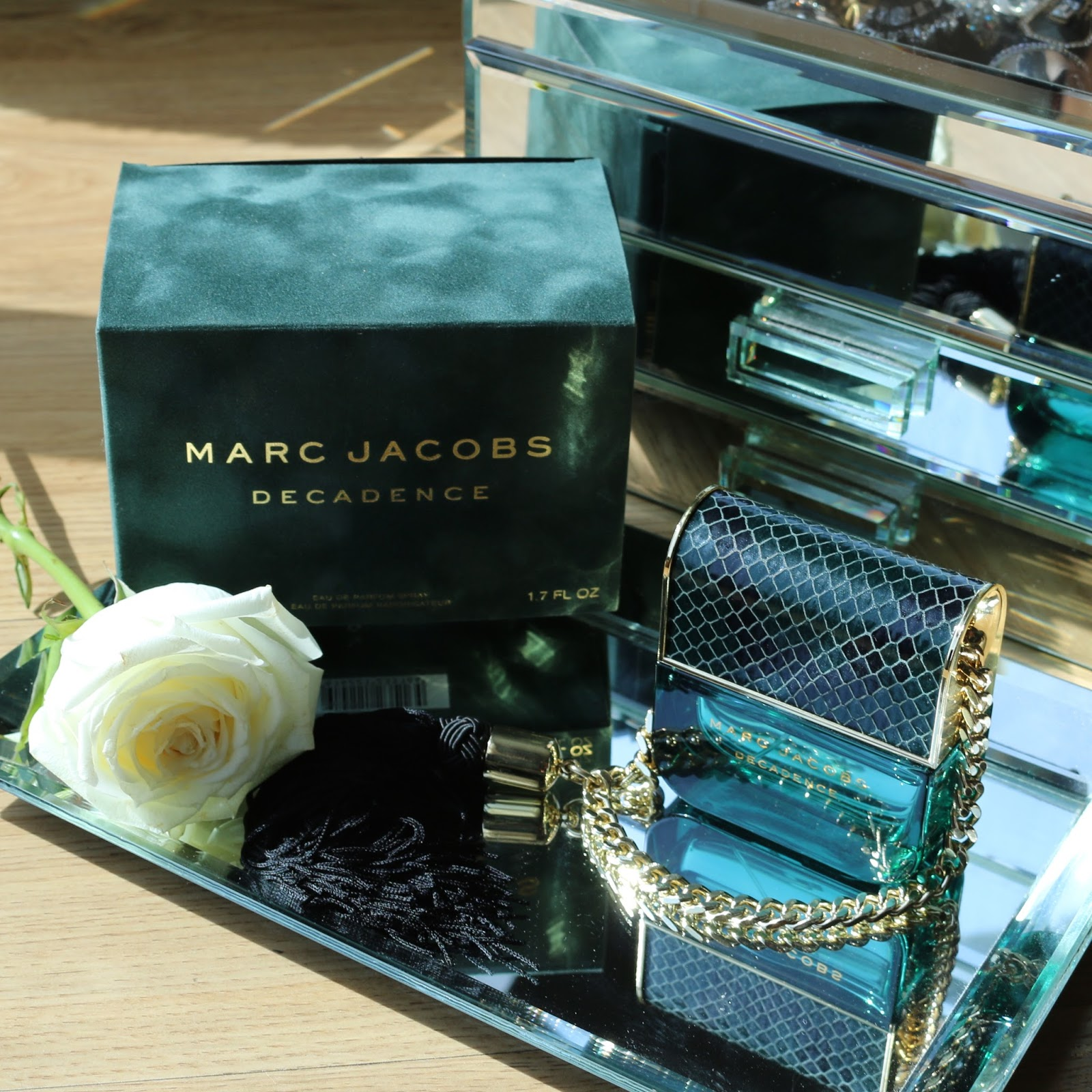 Image result for marc jacobs decadence