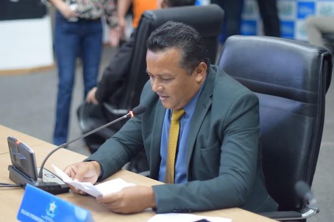 Elias da Construforte pede isenção ou redução de taxas  para os microempreendedores individuais.