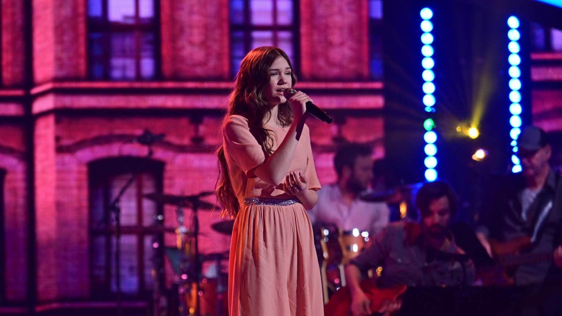 Emily - I'M With You || The Voice Kids 2021