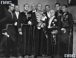 Wieniawa jako ambasador RP we Włoszech 1938