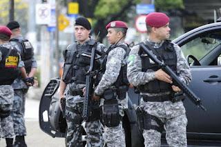 Força Nacional pede R$ 120 milhões e pode pedir a dispensa de 1.500 homens