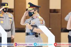 Sejumlah Perwira Tinggi Menjalani Sertijab Termasuk Kabareskrim Polri, Ini Daftarnya