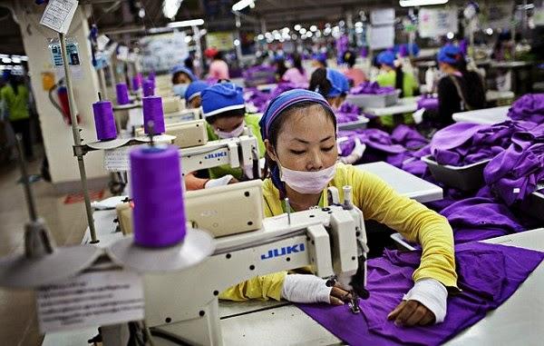 US Labor Department Provides $8 Million Grant to Vietnam - Textile