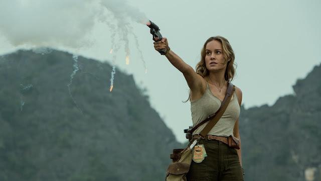 Brie Larson Jordan Vogt-Roberts | Kong: Skull Island
