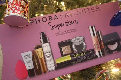sephora favourites superstars christmas 2015