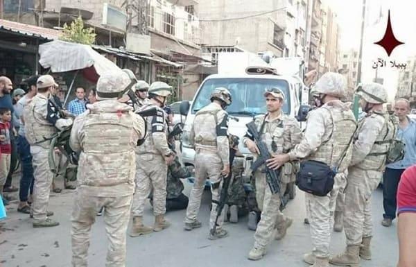 مصدر عسكري يوضح حقيقة اعتقال أشخاص يرتدون البزة العسكرية؟؟