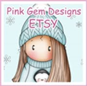 Pink Gem Design Etsy shop