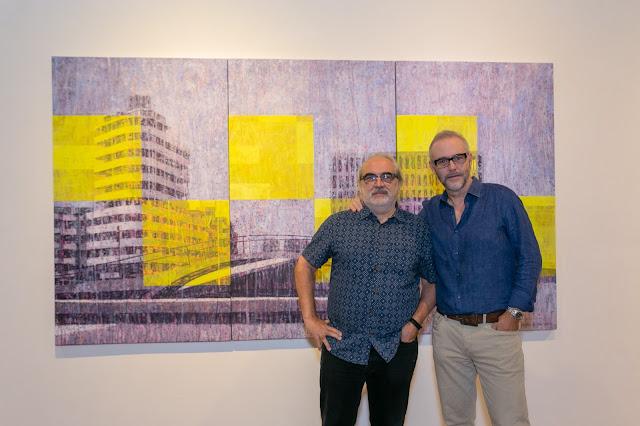 Gustavo Acosta y Lyle O. Reitzel.