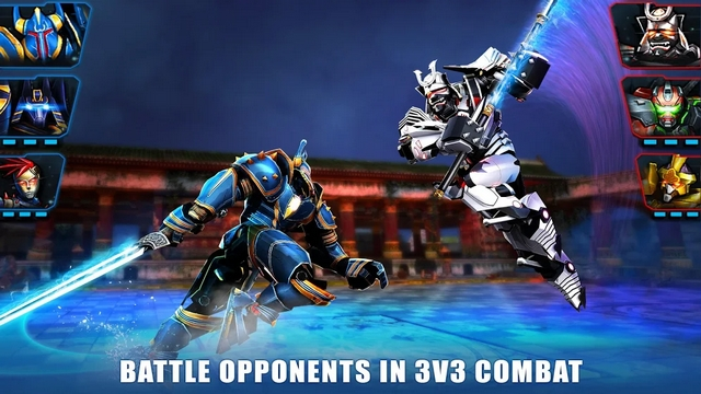 ultimate robot fighting hile apk