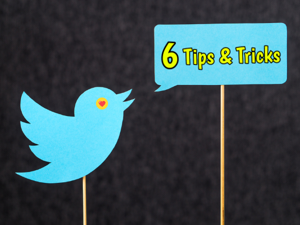 6 Twitter Key Tips and Tricks