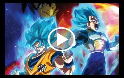 Ver Dragon Ball Super: Broly Película Completa 2018