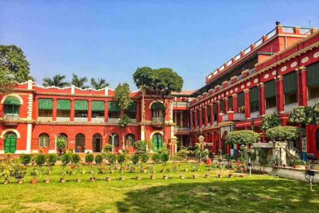 Shantiniketan - Visva Bharti university