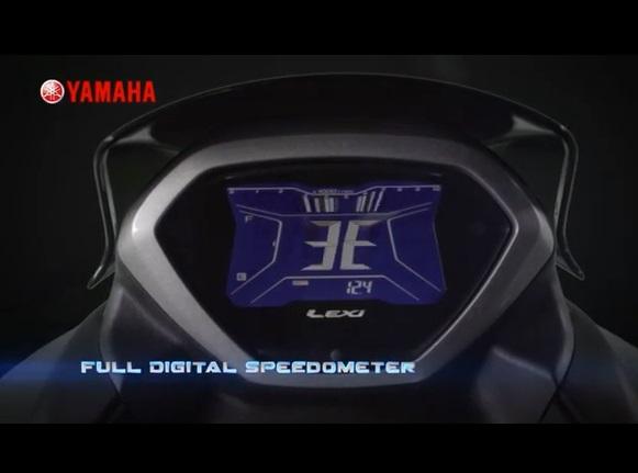 Design Yamaha Lexi